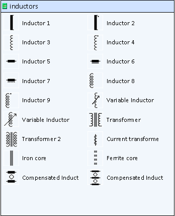 paul herbers electronics shapes - Visio Shapes Electrical